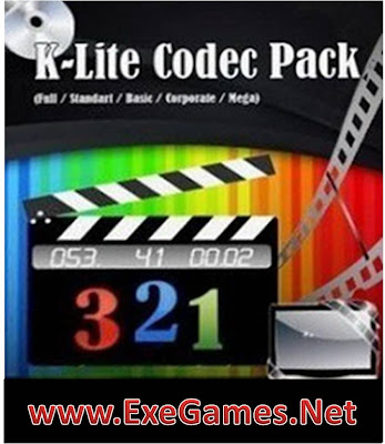 K Lite Codec Pack 9.65