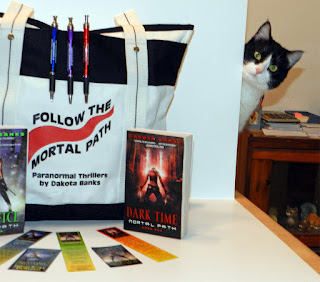 Behind the Scenes-Mortal Path Swag Bag