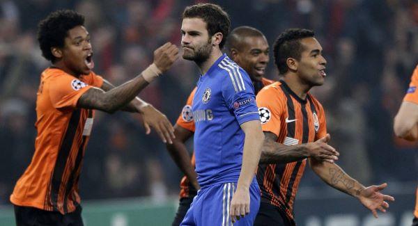 Prediksi Chelsea vs MU 27 Oktober 2012