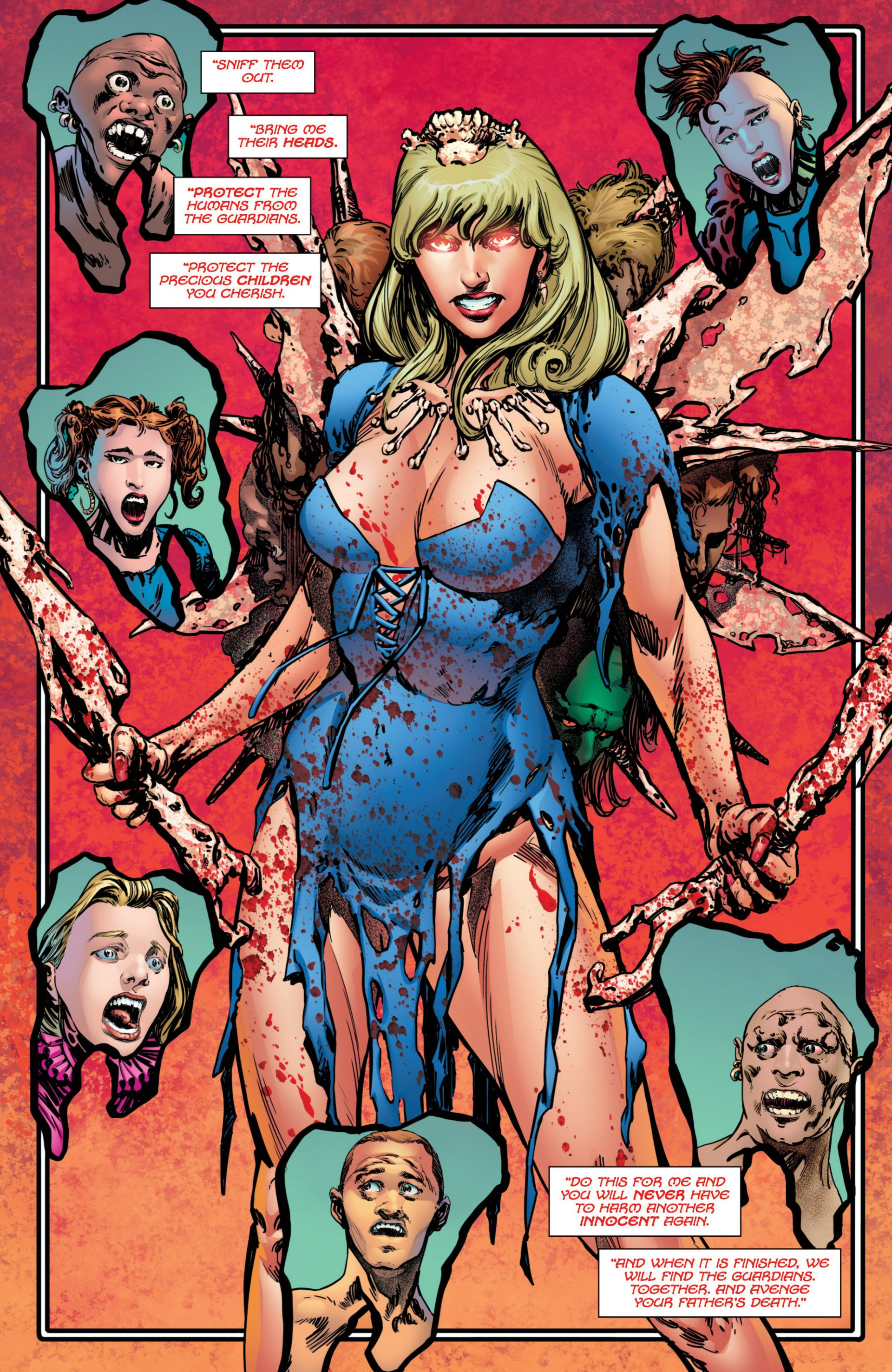 Grimm Fairy Tales (2005) Issue #97 #100 - English 15