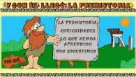 JUEGA Y APRENDE DE PREHISTORIA