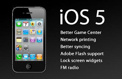 iOS 5 vs Android vs Windows mobile