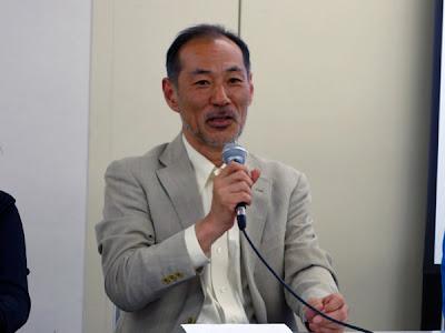 インプレスR&D代表取締役社長 井芹昌信氏
