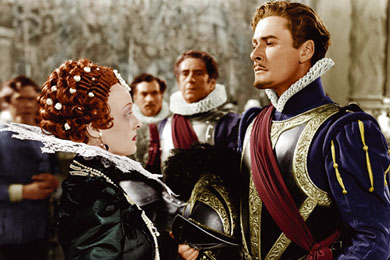 Image result for the private lives of elizabeth and essex 1939 movie