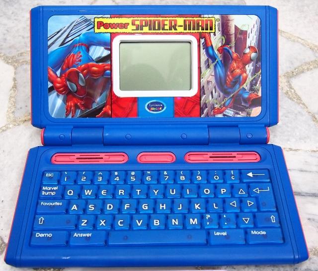 juaimurah  lexibook junior spiderman laptop