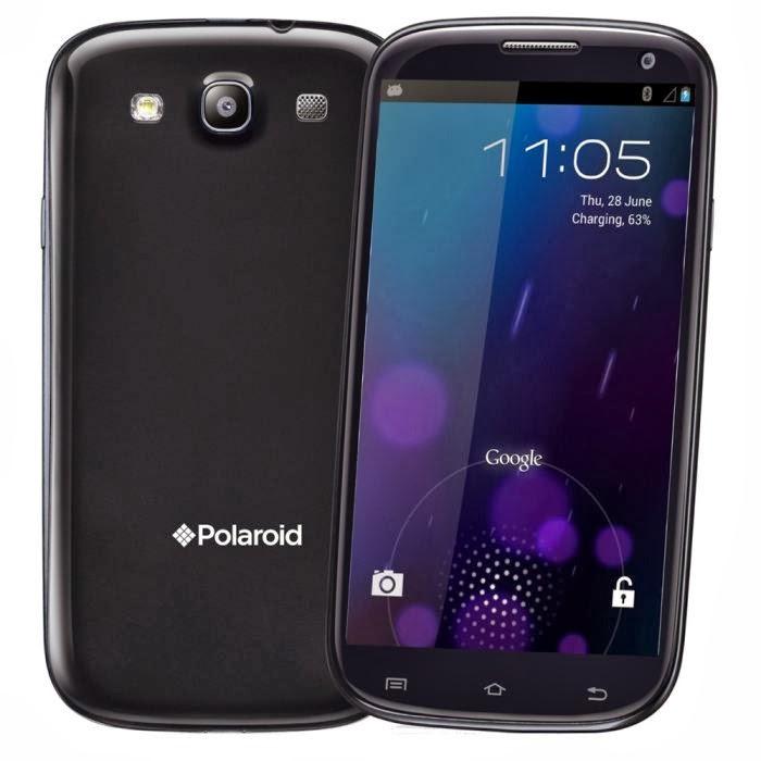 Smartphone Polaroid Pro 4611 Noir Dual Sim