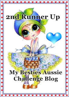 Second Runner Up My Besties Aussie