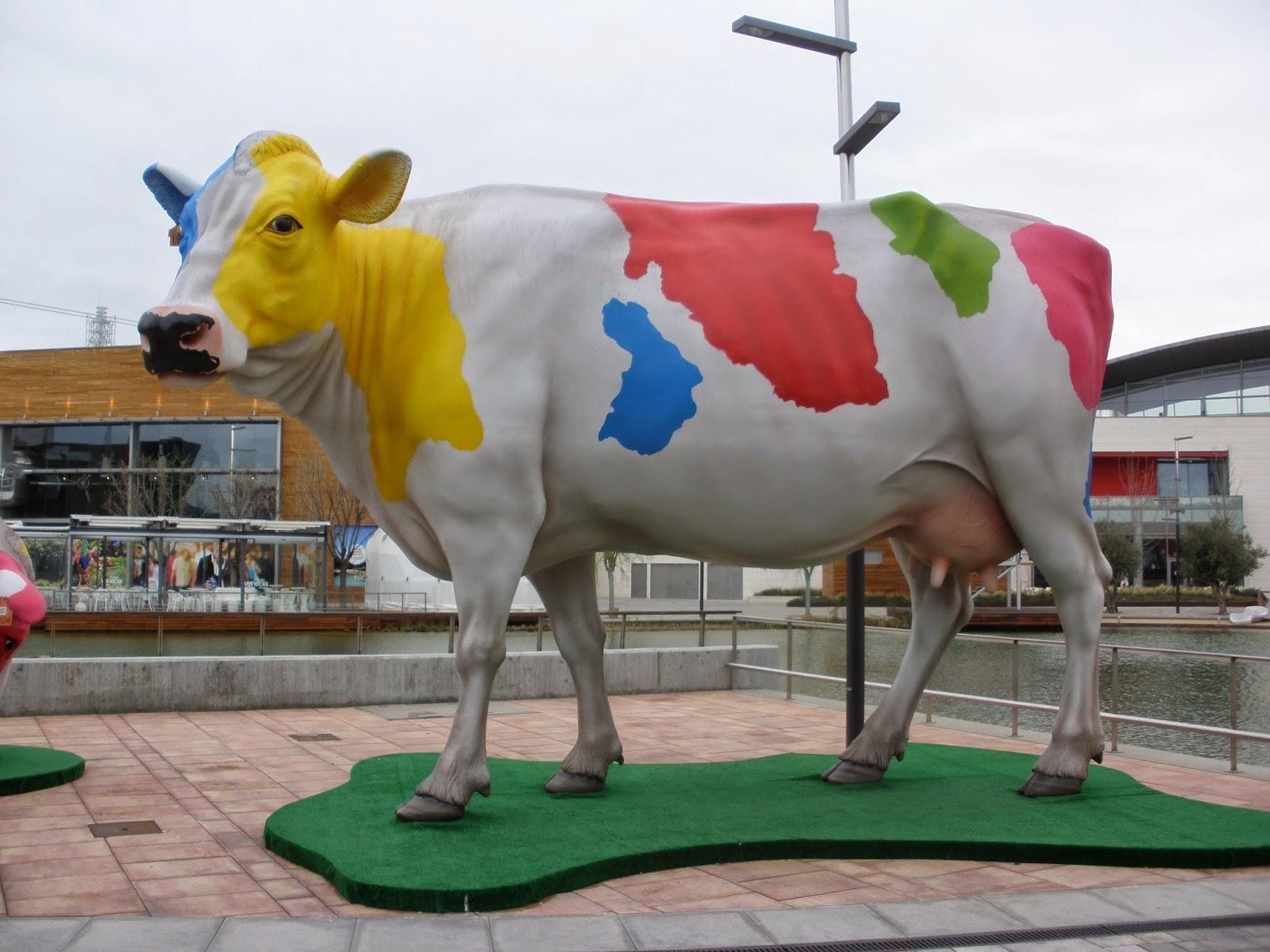 Vaca Puerto Venecia