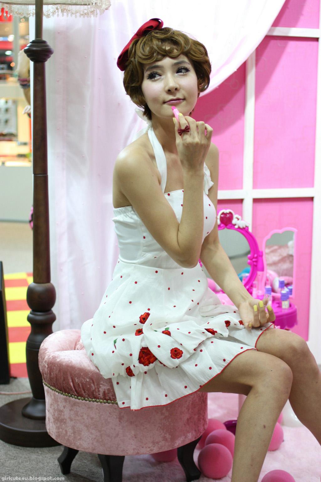 xxx nude girls: Jang Jung Eun, Dungeon & Fighter 2011 Events
