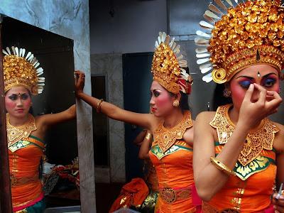 Performer Bali, Indonesia