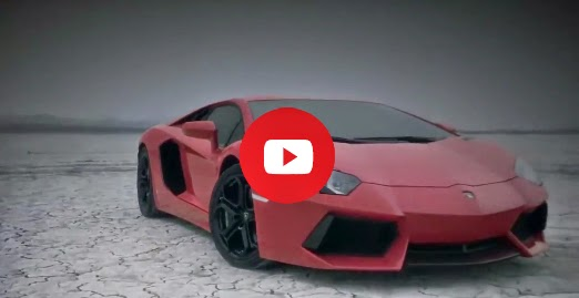 Lamborghini Aventador LP700-4 Official Commercial Video