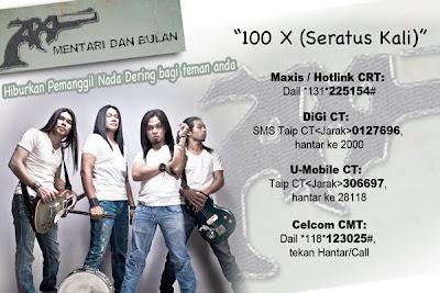 Axl's - Seratus Kali MP3