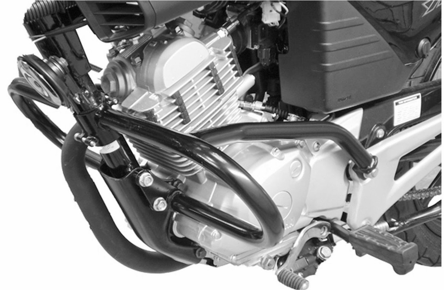 Yamaha YBR 125 Owner Blog : Yamaha YBR 125 electrical system ...