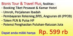 Bisnis Tour & Travel Plus