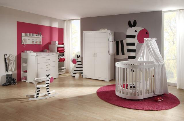 Cuartos de beb s para ni as imagui - Habitaciones bebes nina ...
