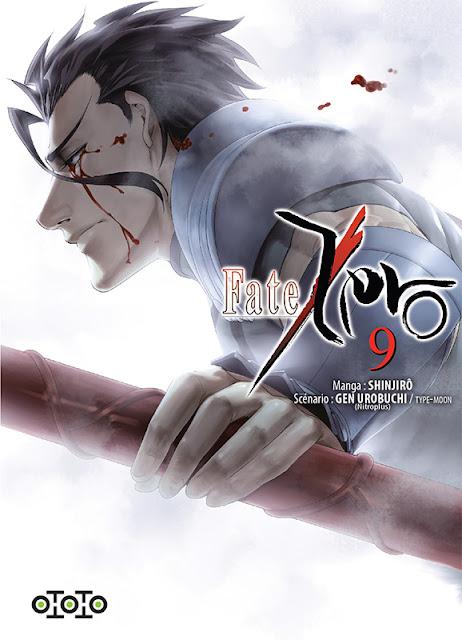 Actu Manga, Fate Zero, Manga, Ototo, Seinen, Shonen, Sword Art Online : Progressive, Magdala : Alchemist Path,