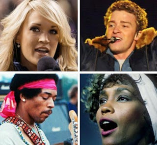 Best National Anthem Singers