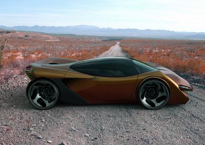 Lamborghini fast car