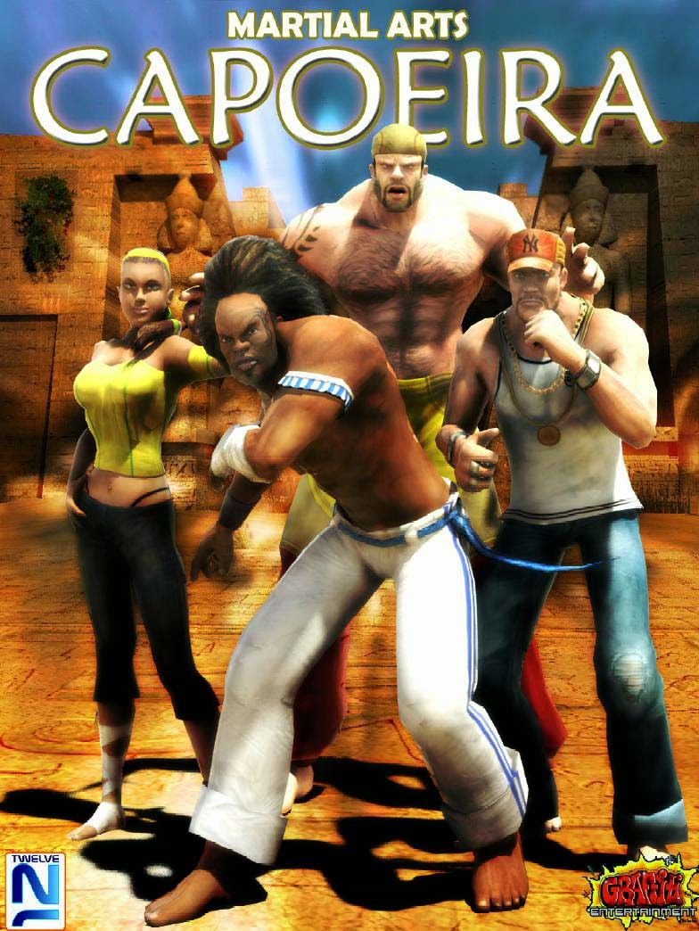 Martial-Arts-Capoeira-DVD-Cover