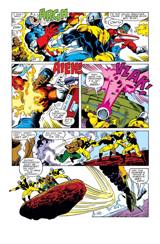 Captain America (1968) Issue #343 #273 - English 14