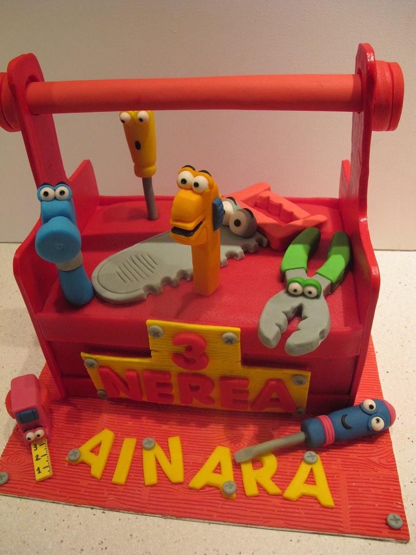 Pin torta y gelatina de manny sus herramientas caja - Cajas de erramientas ...