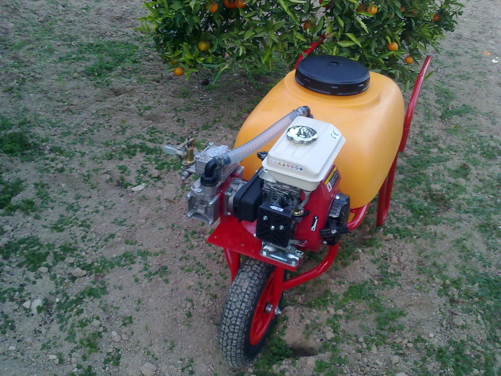 Motoazadas Murcia Telefonos 610810307 Carretilla Sulfatar