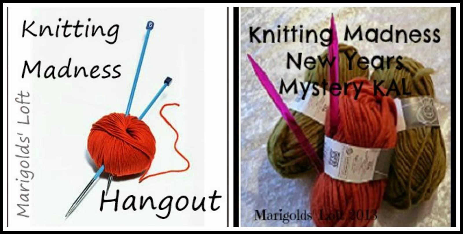 Knitting Madness hangout