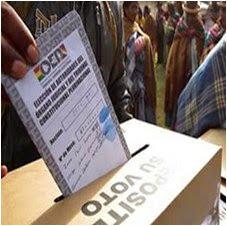 Elecciones municipales 2015 en Bolivia
