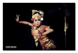 Tari-tari tunggal, Tarian Bali