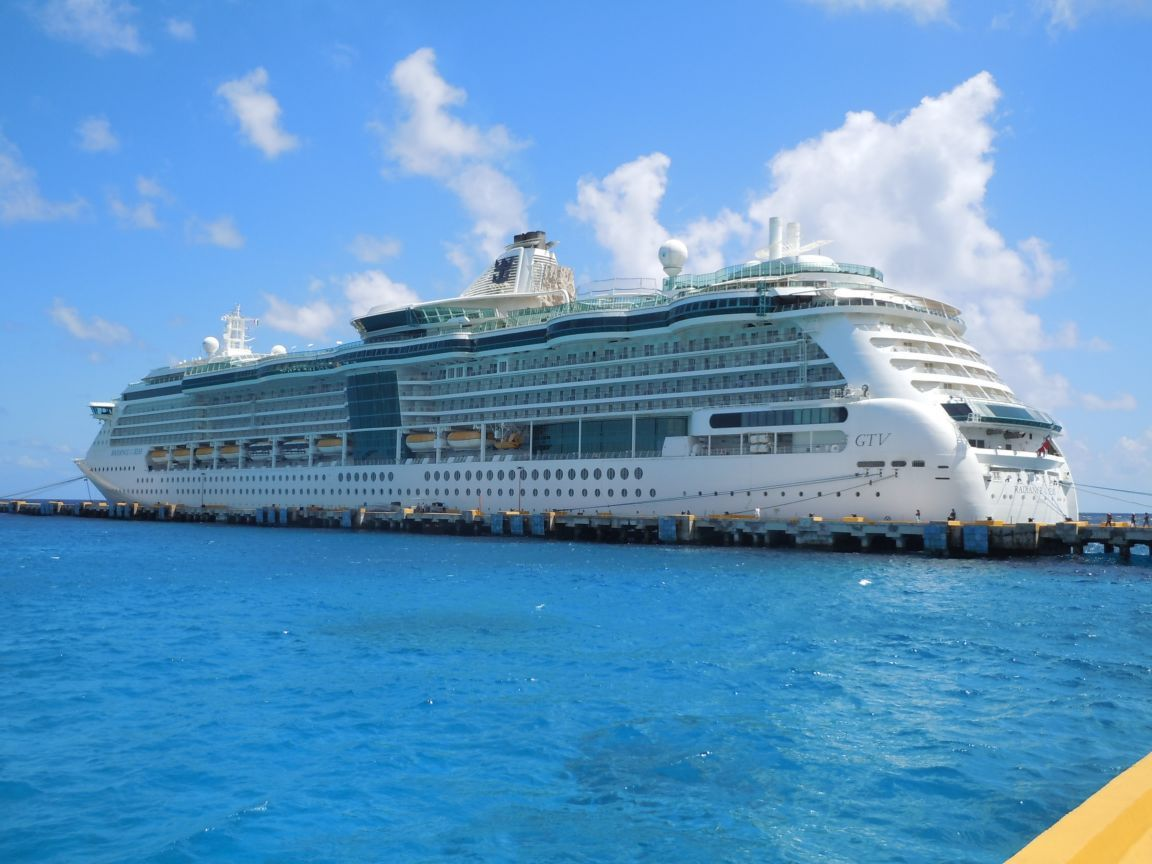 Mv Radiance Of The Seas  MightyShips