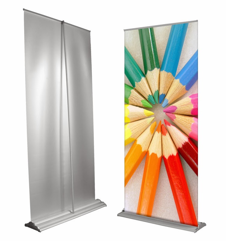 Why Should You Take A Roll-Up Banner With You To Trade Shows And Exhibitions?