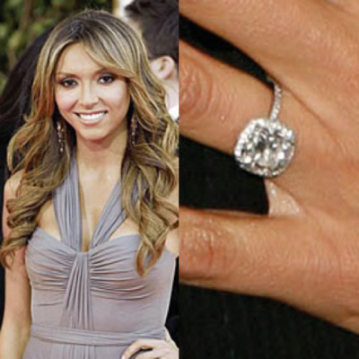 Giulianna Rancic's Engagement Ring