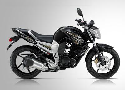 Yamaha Byson 2013 Hitam