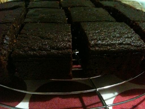 Paleo Chocolate Cake - Gluten Free, Grain Free