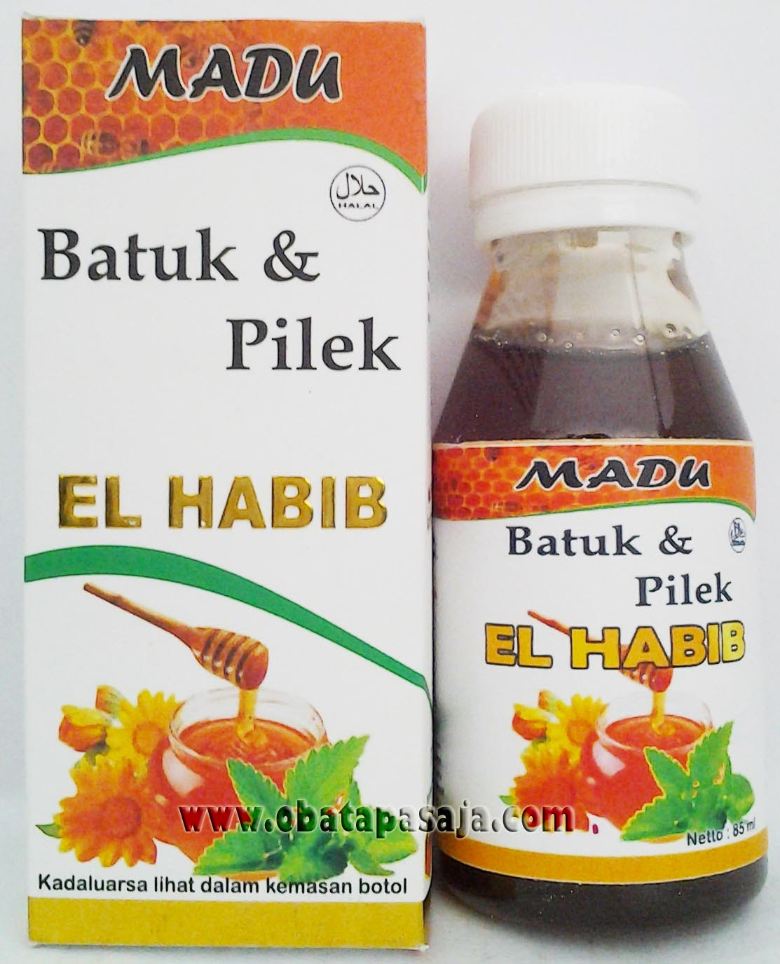 Manfaat Madu Batuk Pilek El Habib