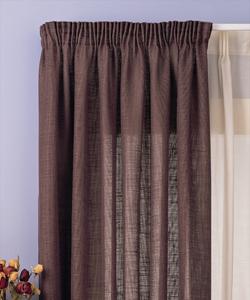 Enboga las cortinas for Cortinas de argollas