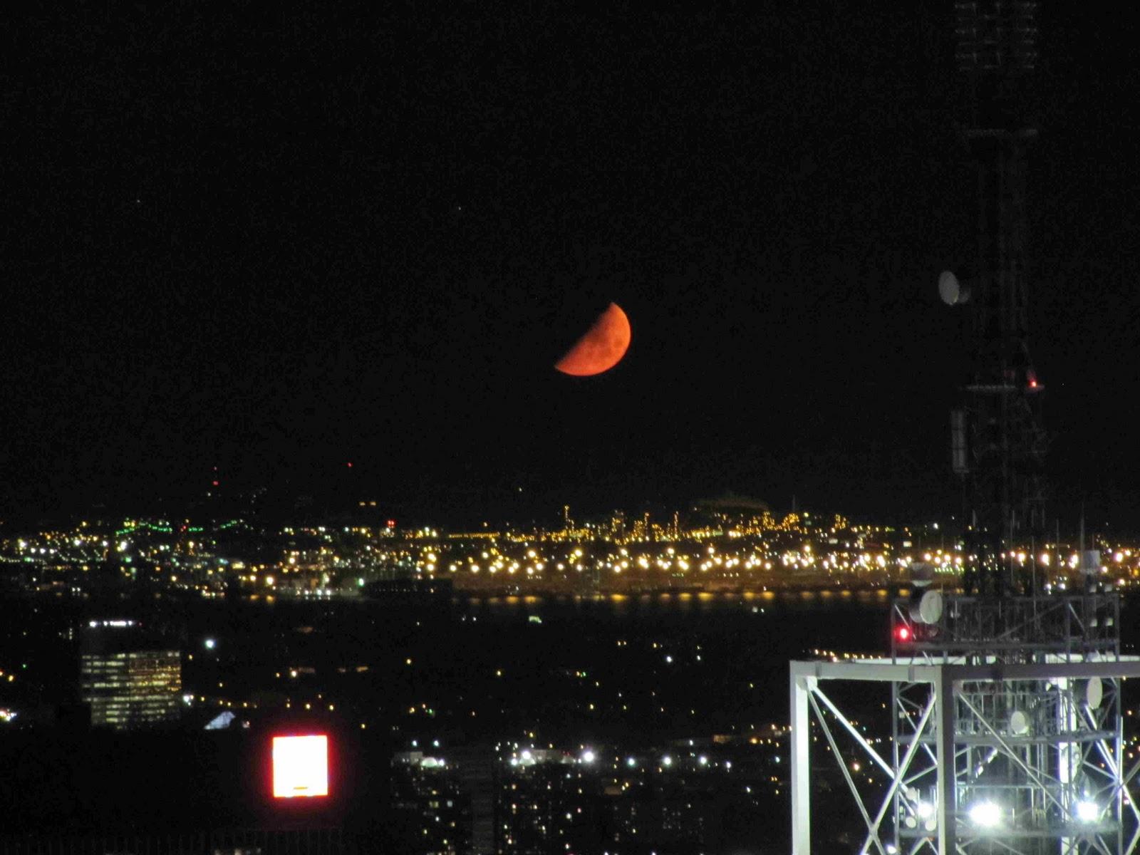 Full moon over New York City USA Wonderful World Pinterest Moon