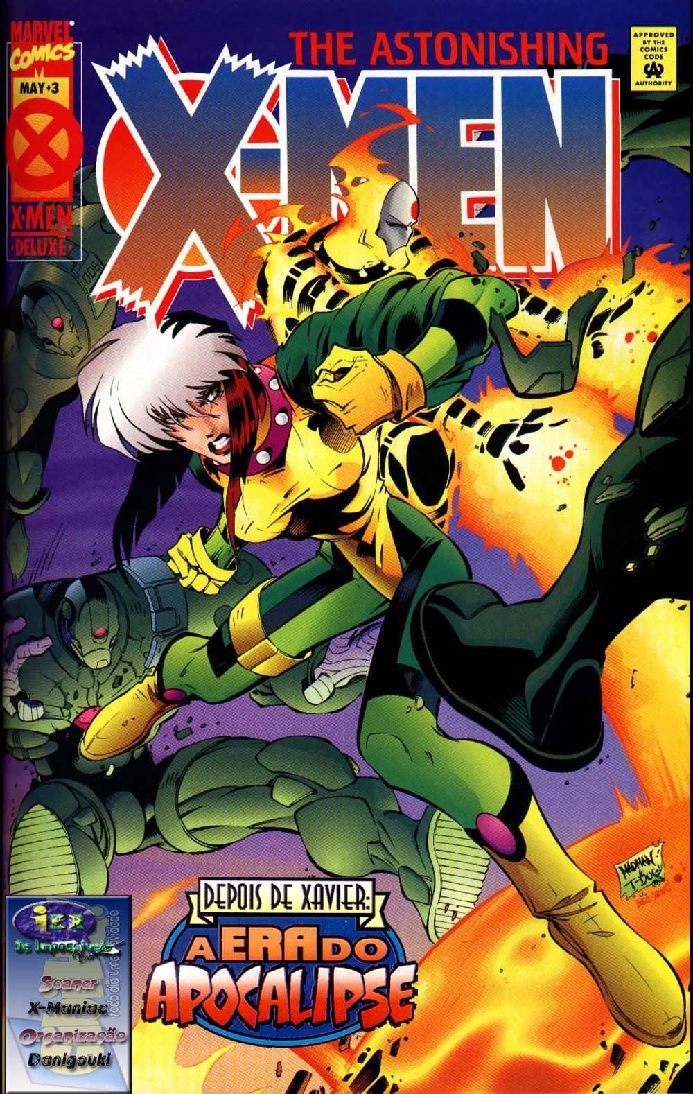 X-Men - A Era do Apocalipse #29