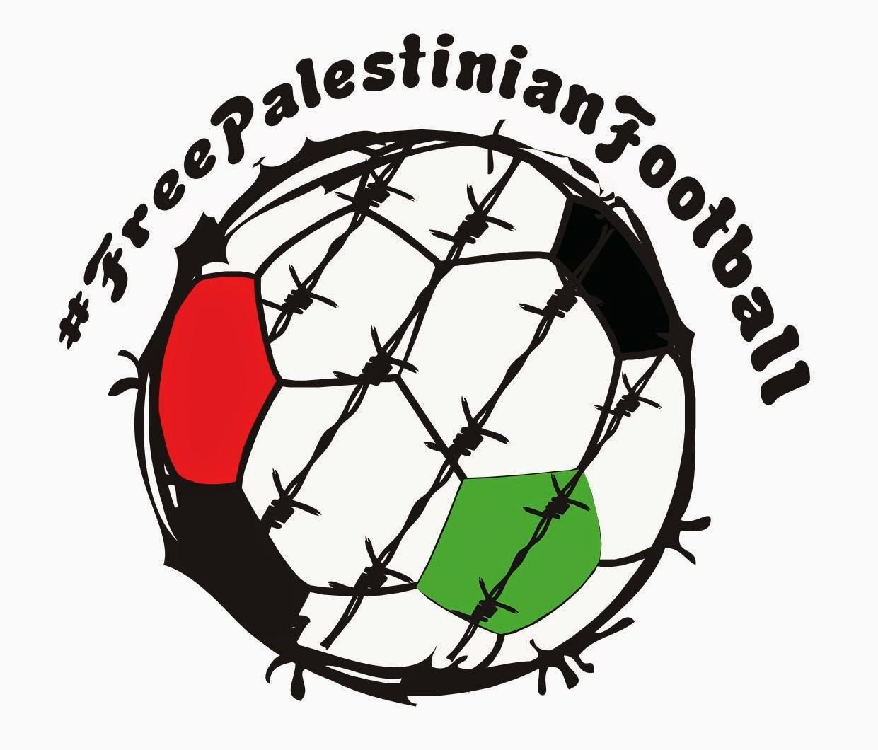 Futebol Palestino Livre - Free Palestinian Football