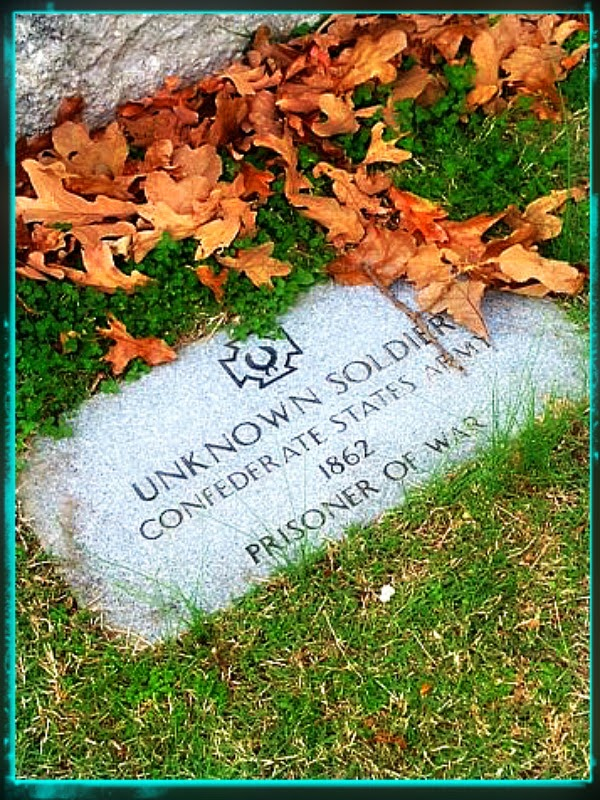 Unknown Soldier, Berryville, Arkansas