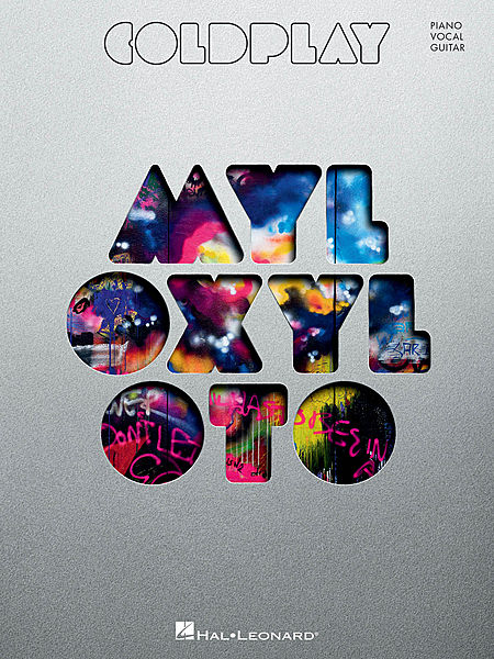 Coldplay - Mylo Xyloto Sheet Music Book
