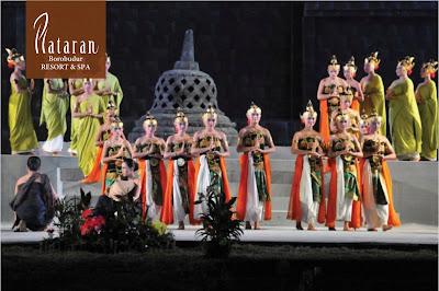 Plataran Borobudur - Mahakarya Borobudur Package