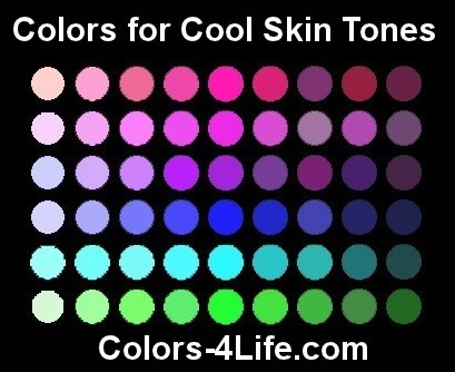 Color Wheel Chart Skin Tones And The Color Wheel Chart