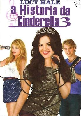 A História da Cinderela 3 - DVDRip Dual Áudio