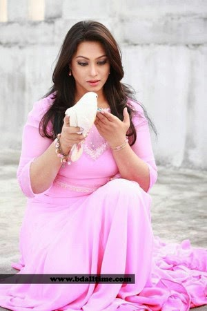 Bangladeshi model and film Actress Popy