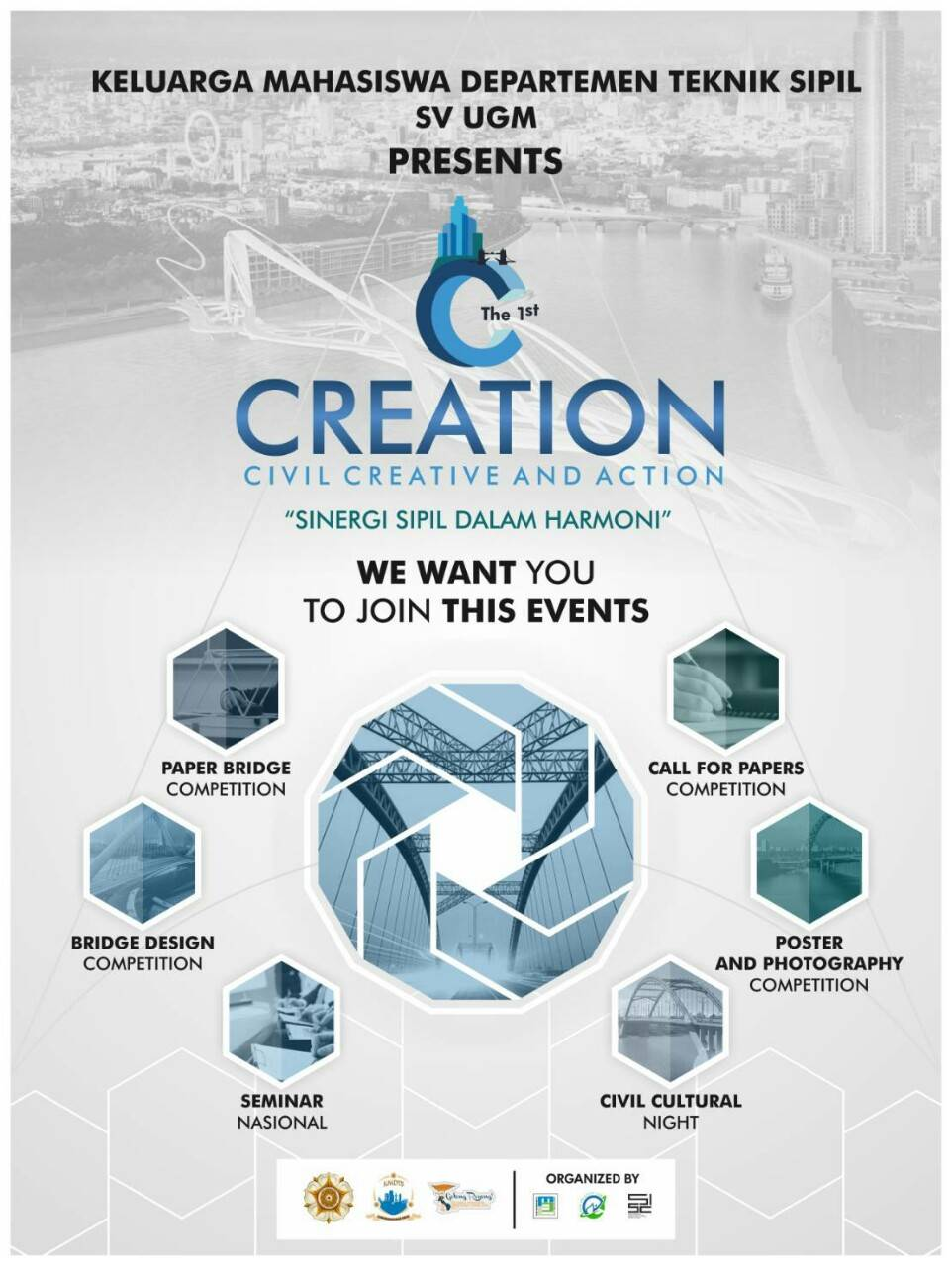 CREATION 2017 [Civil Creative And Action] di UGM