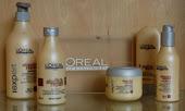 Tratamento capilar L'oréal Linha                                             Absolut Repair