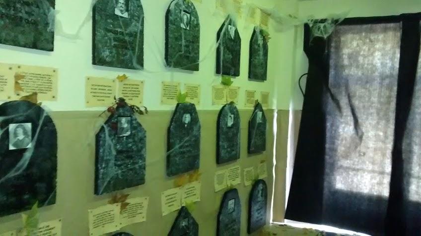 Fotos del Cementerio Matemático