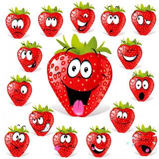 frutas felices