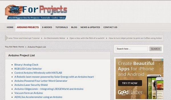 Embedded(Projects) - __Best Links Ever__:-)